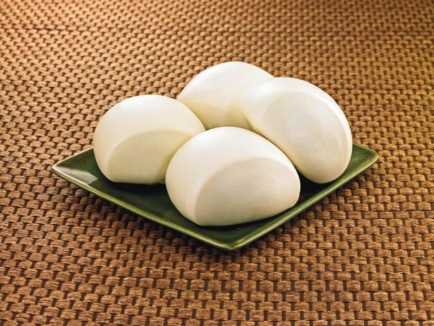 鮮奶饅頭/鮮乳饅頭/牛奶饅頭 1
